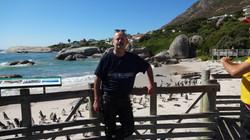 Johann at Boulders Beach