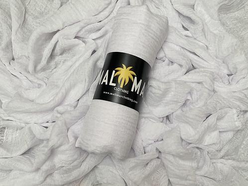 Premium Cotton-Pure White