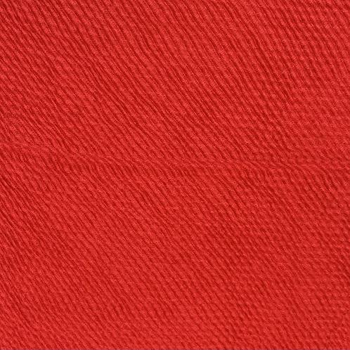 Crinkle-Crimson