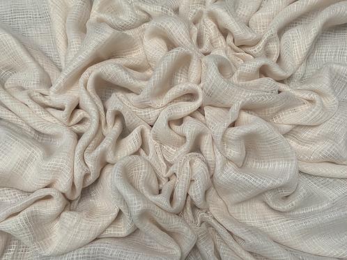 Hollow Cotton-Cream