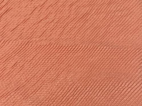 Crinkle-Dusty Orange