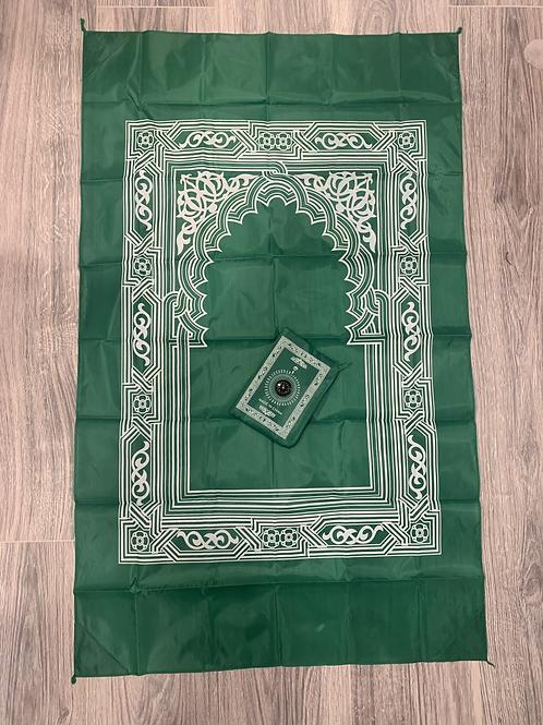 Pocket Prayer Mat-Green