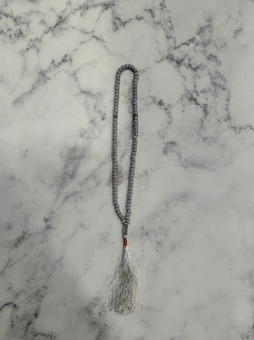 Prayer Beads-Zebra