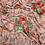 Thumbnail: Printed Viscose-Coral