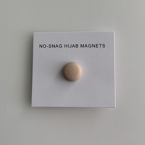 Matte Nude Hijab Magnet