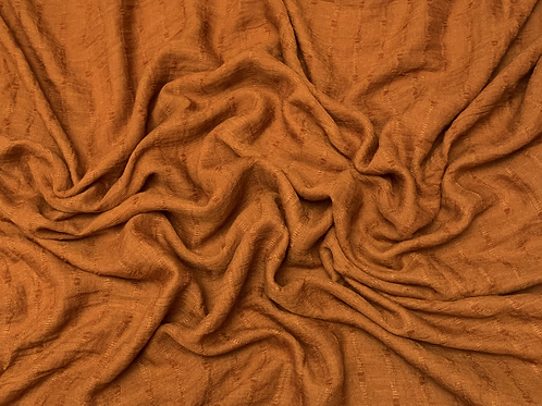 Dotted Viscose-Golden Copper
