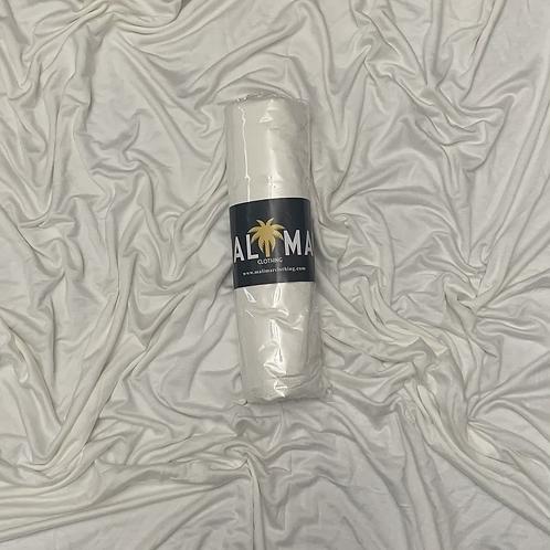Small Premium Jersey-White
