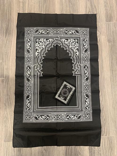 Pocket Prayer Mat-Black