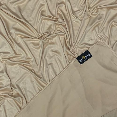 Premium Jersey-Dusty Cream