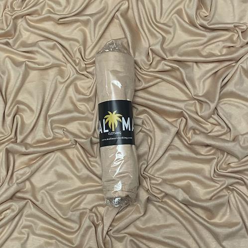 Small Premium Jersey-Dusty Cream