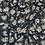 Thumbnail: Printed Chiffon-Deep Navy