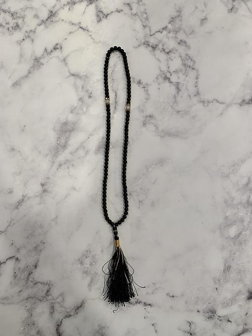 Prayer Beads-Black