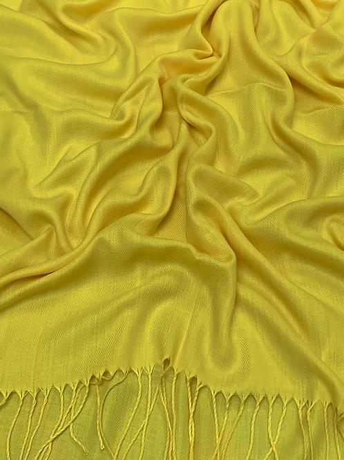 Pashmina-Yellow