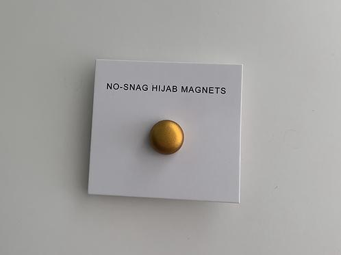 Matte Gold Hijab Magnet