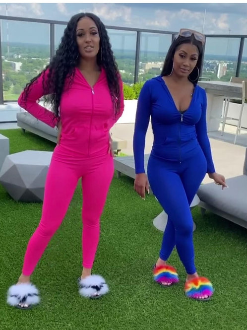 Prissy Tracksuits