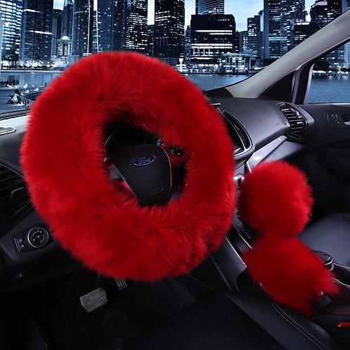 Red Hot Fur Set