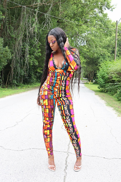 Life of the Party Jumpsuit