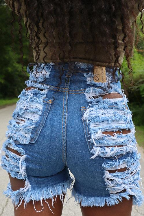 Baddie Shorts