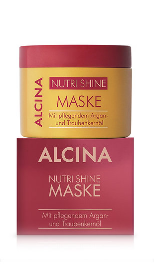 Alcina Nutri Shine Maske