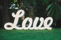 Love Script Signs