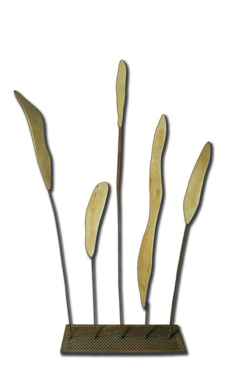 Blätter - Höhe ca. 210 cm
