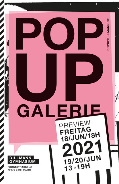 POPUP Galerie