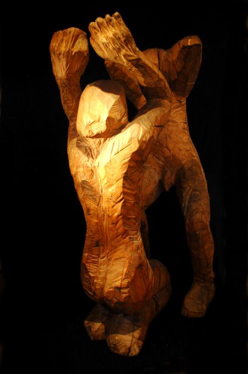 Adam Eva - Höhe ca. 165 cm