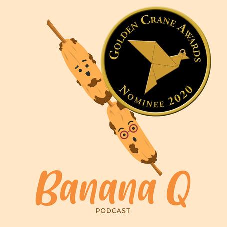 AAP Golden Crane Awards Nominee