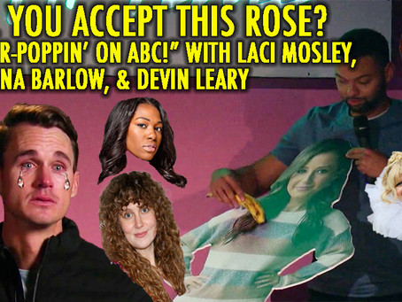 """""""FINGER POPPIN' ON ABC!"""" w/ Laci Mosley, Carolina Barlow, and Devin Leary"""