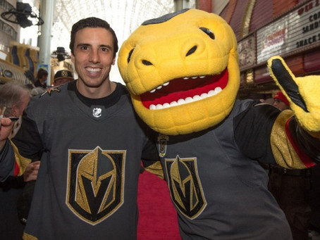 Sweep Golden Knights