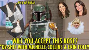 """QV-SHE!"" w/ Michelle Collins and Erin Foley"