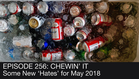 Some New Hates for May 2018