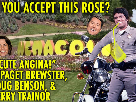 """""""A-CUTE ANGINA!"""" w/ Jerry Trainor, Doug Benson and Paget Brewster"""