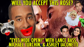 """""""EYES WIDE OPEN!"""" w/ Lance Bass, Ashley Iaconetti and Michael Turchin!"""