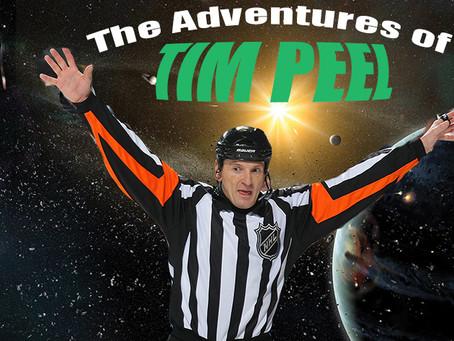 Tim Peel Ejected