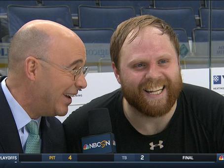 Farewell, NHL on NBC
