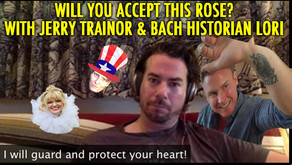 """""""I WILL GUARD AND PROTECT YOUR HEART!"""" w/ Jerry Trainor and Arden's friend Lori"""