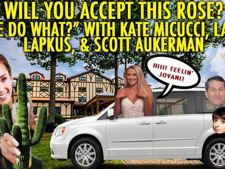 """HAVE DO WHAAAAAT?????"" w/ Lauren Lapkus, Scott Aukerman and Kate Micucci"