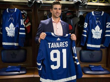 John Tavares, Traitor!