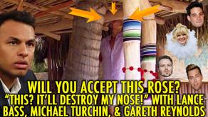 """THIS? IT'LL DESTROY MY NOSE!"" w/ Lance Bass, Gareth Reynolds and Michael Turchin"