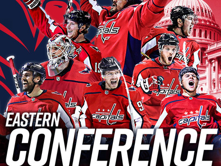 Holy Shit, The Capitals Won