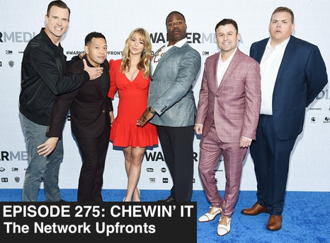The Network Upfronts & More From the Road
