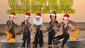 """""""CLARKY AND THE QUEEN!"""" w/ Paget Brewster, Rob Benedict, Jerry Trainor and Doug Benson"""