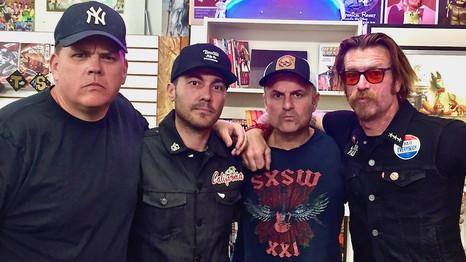 Eagles of Death Metal - Jesse Hughes and Jorma Vik