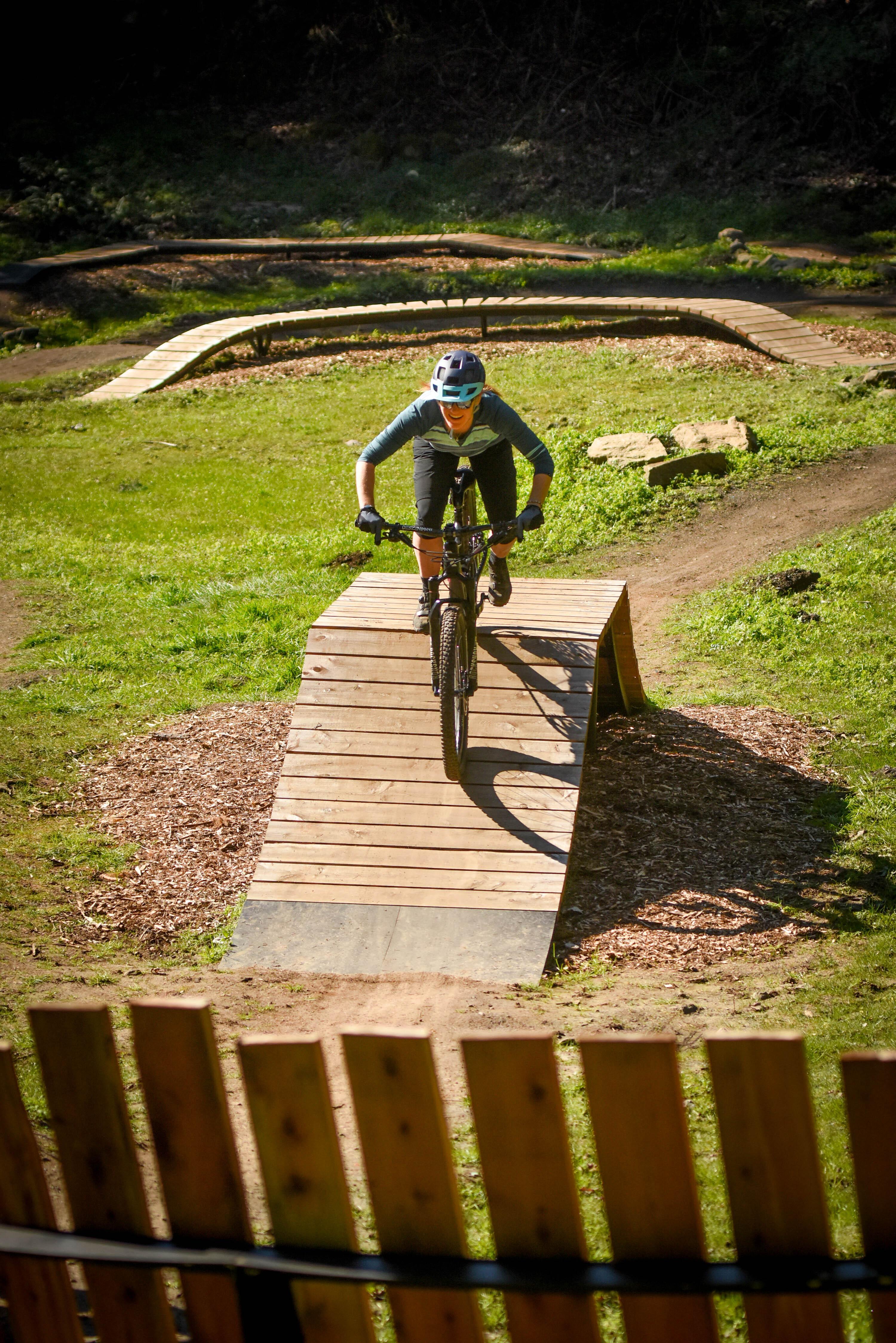 Summer Mountain bike Camp for Boys
