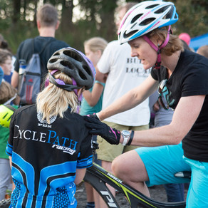 Being a Mom and Becoming a Mountain Biker
