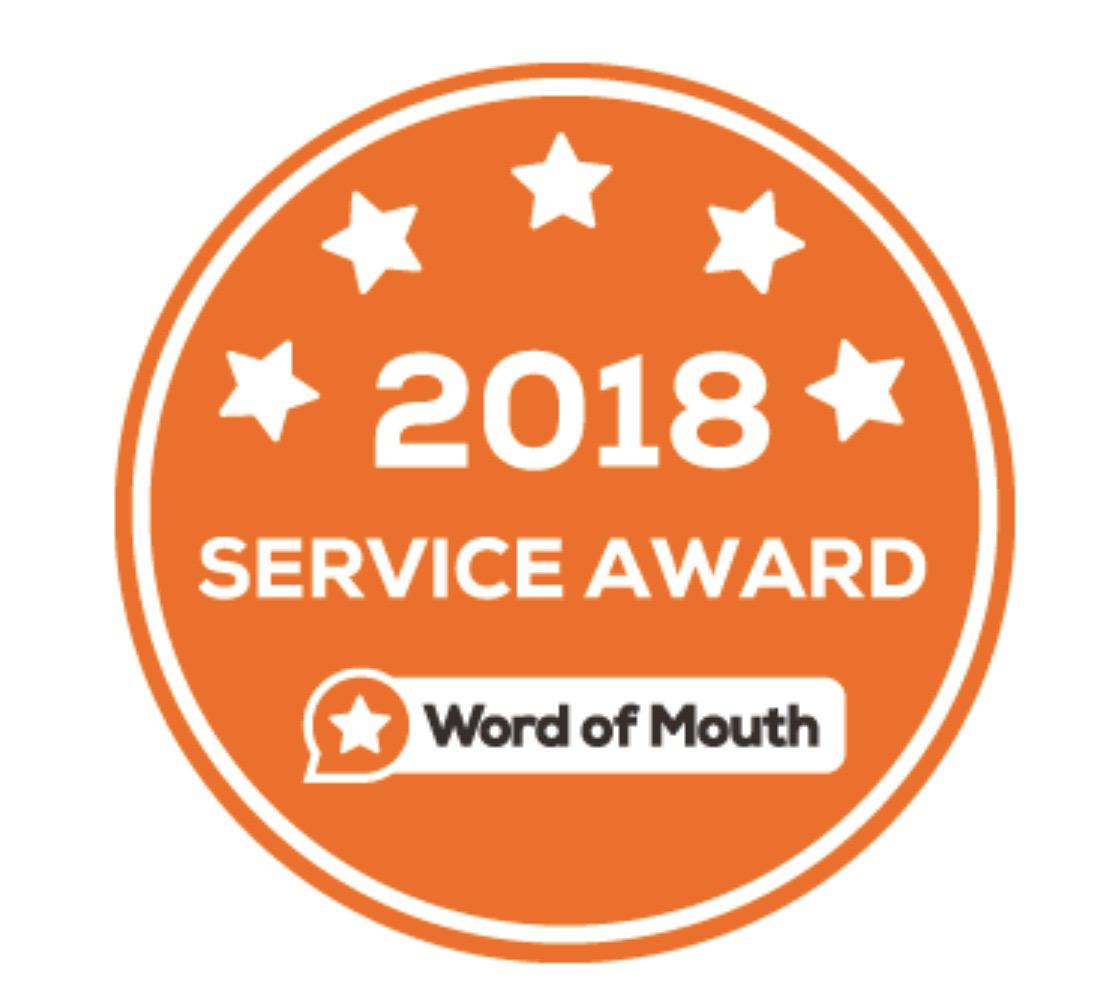 Customer Service Award