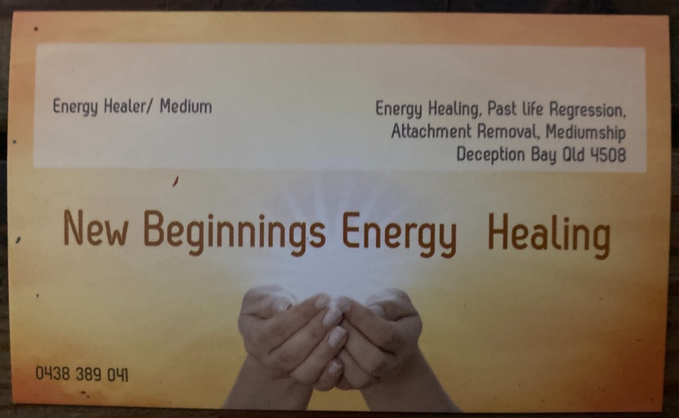 New Beginings Energy Healing