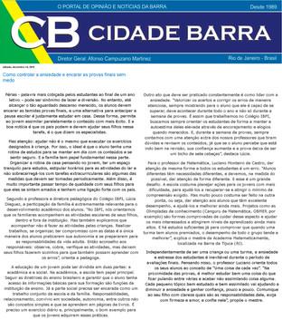 Portal Cidade da Barra