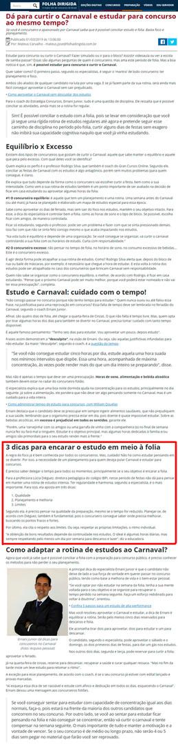 Portal Folha Dirigida